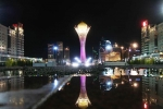 Astana lights: evening walking tour